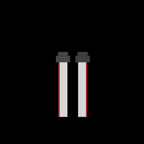 CTU - ERNI Cable (Jetcat) from Digitech CTU-ERNI