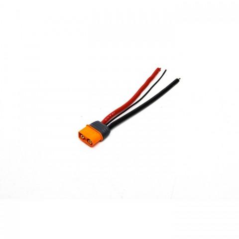 "Spektrum IC3 Device Connector 4"" 13 AWG SPMXCA305"