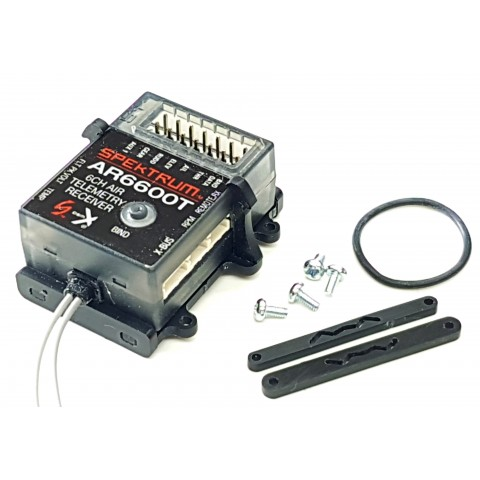 Spektrum AR6600T Receiver Click Holder from STV-Tech 013-56
