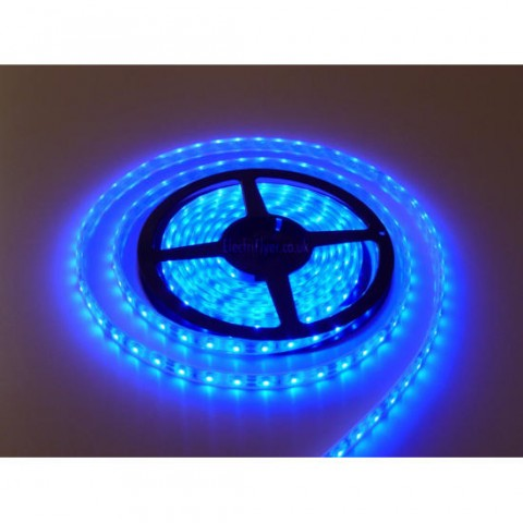 High quality Blue LED Strip light weight Non-Waterproof Ideal for Night Flying Sold Per Meter