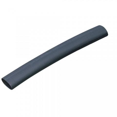 6mm Heat Shrink - Black 3 - 1 Ratio