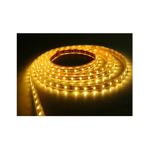 High quality Yellow LED Strip light weight Non-Waterproof Ideal for Night Flying Sold Per Meter