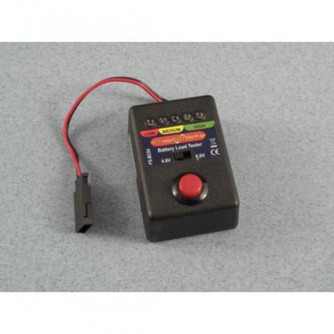 Battery Load Tester 4.8 / 6V NiCd, NiMH