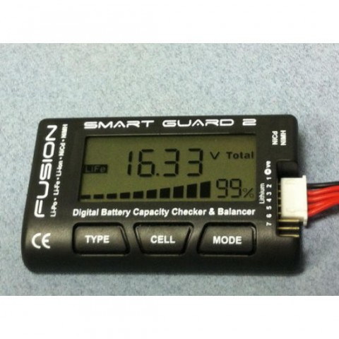Fusion Smart Guard 2 Lithium Battery Checker & Balancer