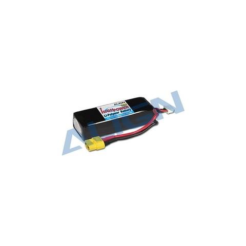 Align 3S1P 11.1V 1800mAh 30C Lipo Battery HBP18001T