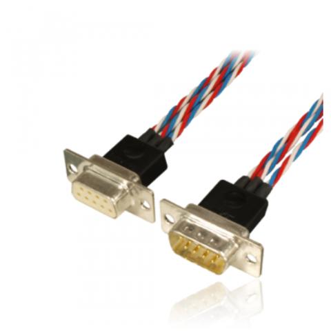 "PowerBox Premium Cable Set 3 Servo Set For Wing/Fuselage ""one4three"" SUB-D 1131"