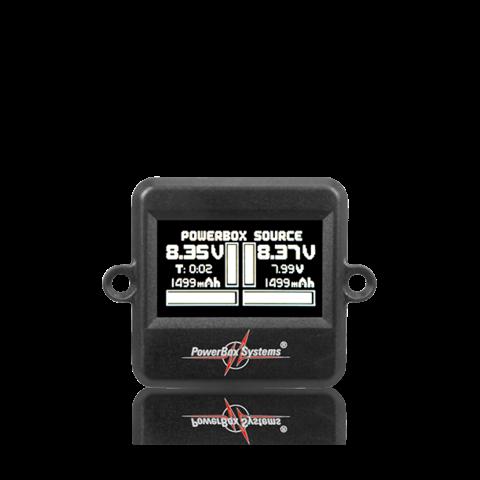 Powerbox Source OLED Display Screen 4766