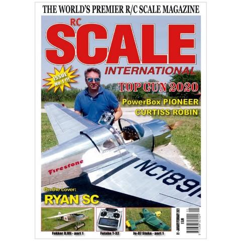 RC Scale International Magazine January / February 2021