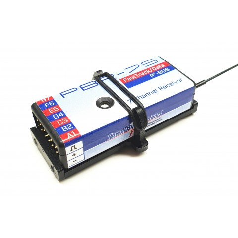 PowerBox Core PBR-7S Receiver Click Holder from STV-Tech 013-62