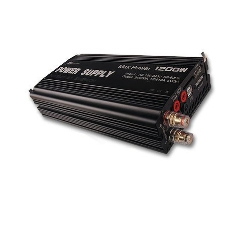 Revolectrix 1200W Power Supply 24V 50A OPR 2050A