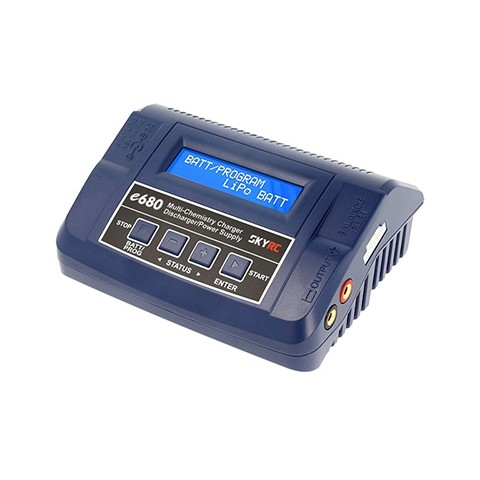 SkyRC E680 Charger AC/DC 80W 8A SK-100149