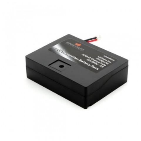 SPMA9602 Spektrum 2000mAh 2S 7.4V Li-Ion Transmitter Battery Pack for DXe, 6e, 6G2&3, 7&8G2